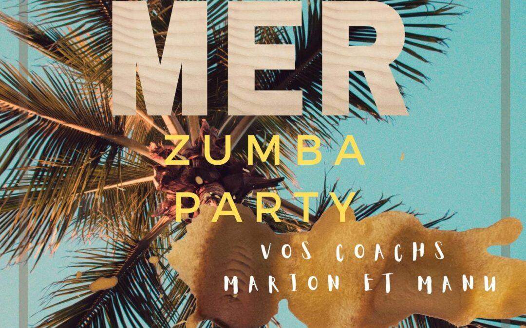 Summer Zumba Party Master Classe! (gratuit et ouvert à tous)